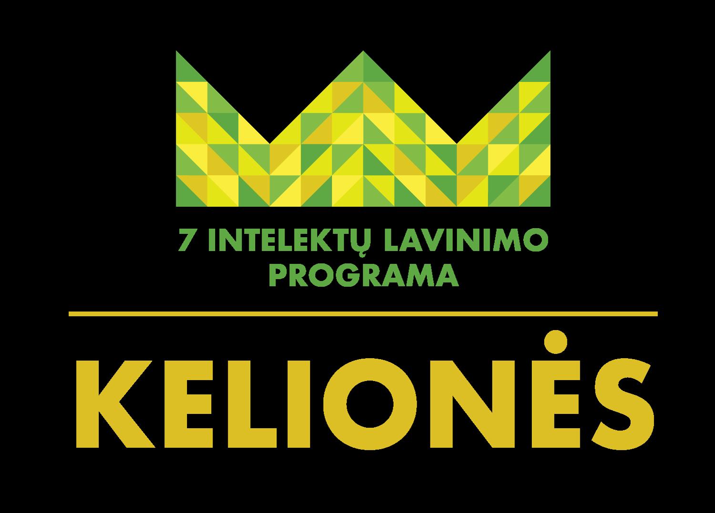 KELIONĖS 7 intelektų lavinimo programa